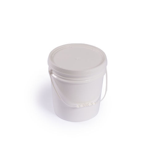 Plastic Pail 260mm 10L with tear tab lid