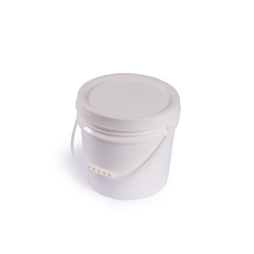 Plastic Pail 300mm 15L with tear tab lid