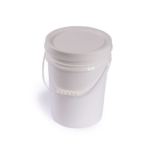 Plastic Pail 300mm 20L with tear tab lid