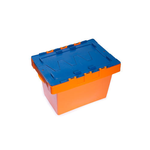 Small Security Tote Box 480 x 340 x 320mm 34L