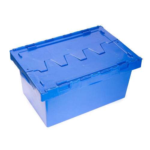 Large Security Tote Box 675 x 450 x 320mm 67L