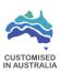 Customised in Australia