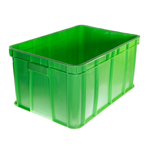 Solid Crate 632 x 423 x 309mm 61L with lid