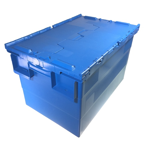 Security Tote Box 600 x 400 x 360mm 67L